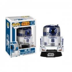 Figura Funko Pop Star Wars R2D2