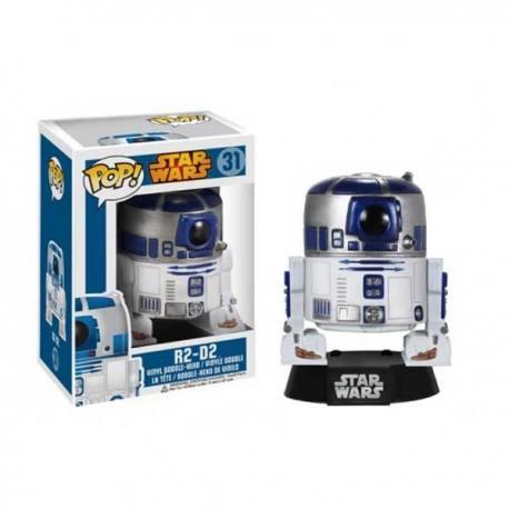 Figura Funko Pop Star Wars R2D2
