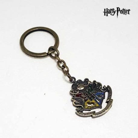 Llavero Harry Potter Emblema Hogwarts