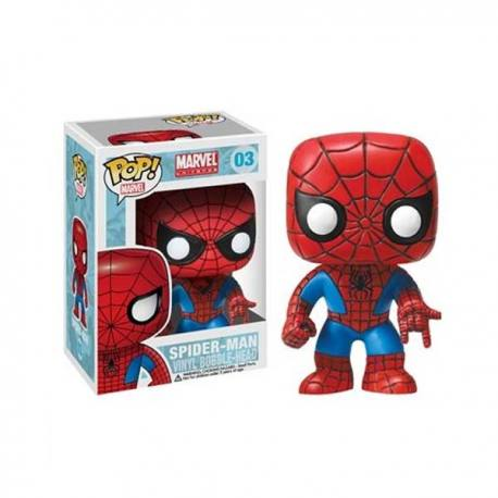 Figura Funko Pop Marvel Spiderman 03