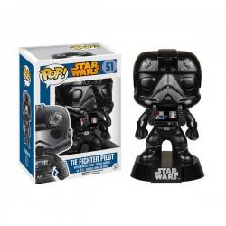 Figura Funko Pop Star Wars Tie Fighter Pilot 51