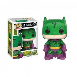Figura Funko Pop Super Heroes The Riddler Impopster 126