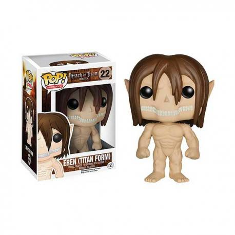 Figura Funko Pop Attack on Titan Eren Titan Form 22