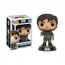 Figura Funko Pop Star Wars Rogue One Capitán Cassian
