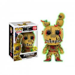 Funko Pop Five Nights at Freddy's Springtrap - Brilla En La Oscuridad