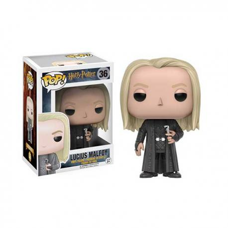 Figura Funko Pop Harry Potter Lucius Malfoy