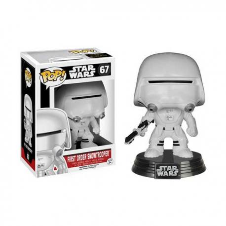 Figura Funko Pop Star Wars First Order Snowtrooper