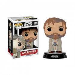 Figura Funko Pop Star Wars Luke Skywalker - Episodio VII