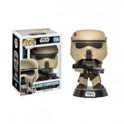 Figura Funko Pop Star Wars Rogue One Scarif Stormtrooper-Exclusiva