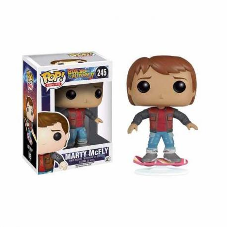 Figura Funko Pop Regreso al Futuro 2 Marty McFly