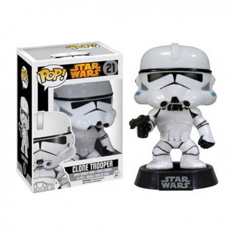 Figura Funko Pop Star Wars Clone Trooper