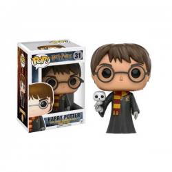 Figura Funko Pop Harry Potter With Hedwig - Exclusiva