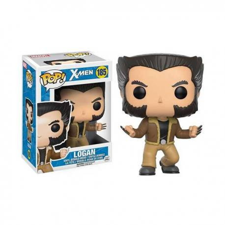Figura Funko Pop X-Men Logan - Marvel