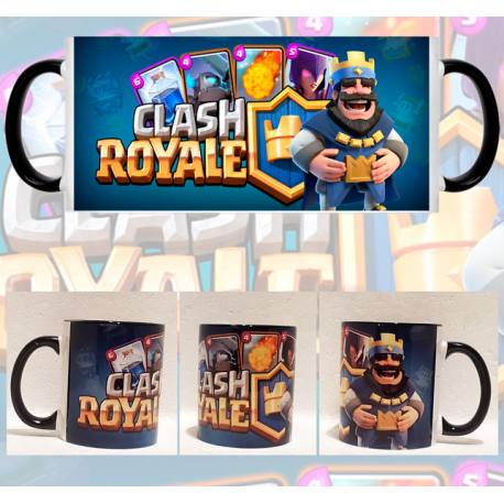 Taza Clash Royale Cartas