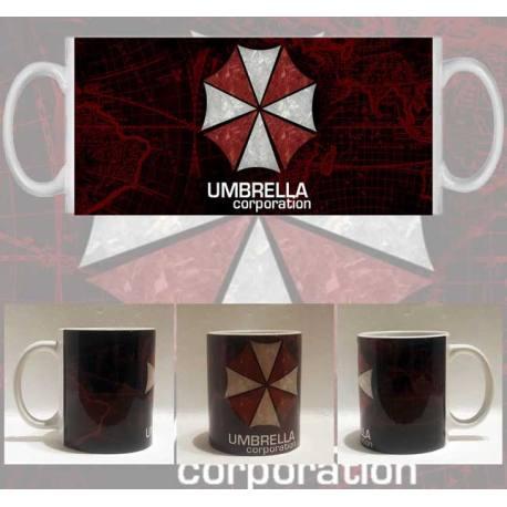 Taza Resident Evil Umbrella