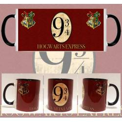 Taza Harry Potter Hogwarts Express 9 3/4
