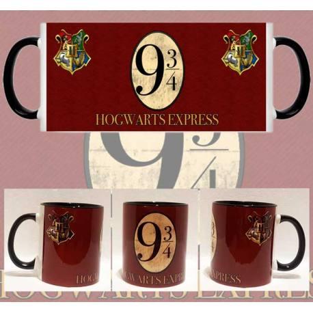 Taza Harry Potter Hogwarts Express 9 3/4