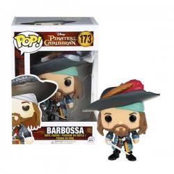 Figura Funko Pop Piratas del Caribe Barbossa 173