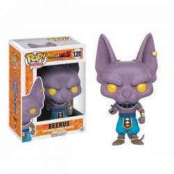 Figura Funko Pop Dragón Ball Beerus - Resurección F