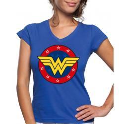 Camiseta Mujer Maravilla - Wonder Woman