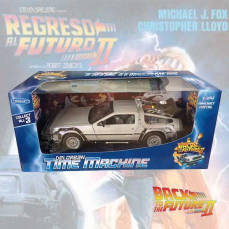 Réplica DeLorean Regreso al Futuro II