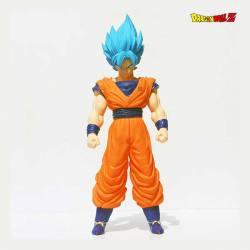 Figura Dragón Ball Super Saiyan Son Goku Modo Dios