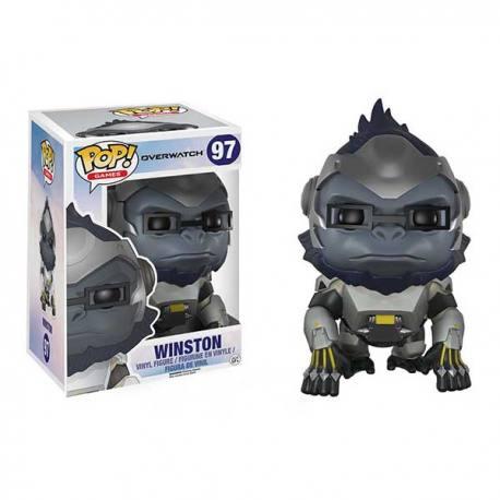 Figura Funko Pop Overwatch Winston