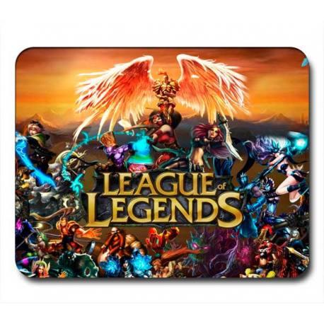 Alfombrilla League of Legends