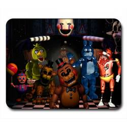 Alfombrilla Five Nights at Freddy's Personajes