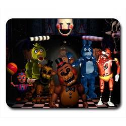 Alfombrilla Five Nights at Freddy's Personajes