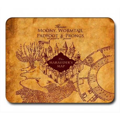 Alfombrilla Harry Potter Mapa Merodeador