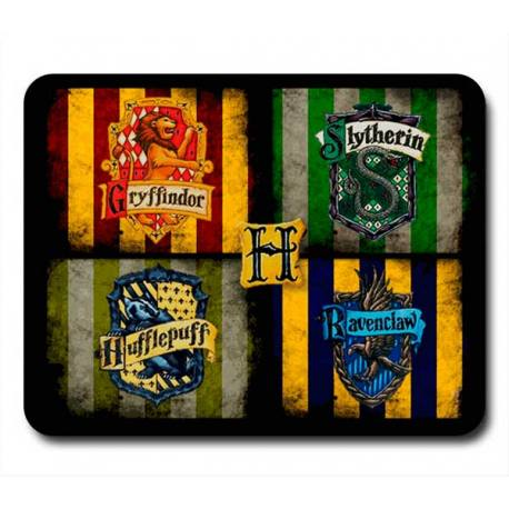 Alfombrilla Harry Potter Escudo Hogwarts