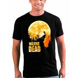 Camiseta Walking Dead Precipicio