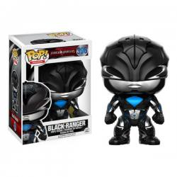 Figura Funko Pop Power Rangers Ranger Negro