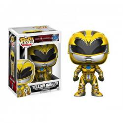 Figura Funko Pop Power Rangers Ranger Amarillo