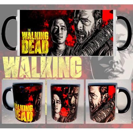 Taza Walking Dead Negan