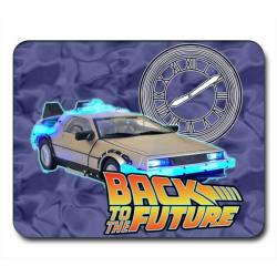 Alfombrilla Regreso al Futuro DeLorean