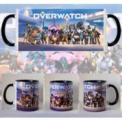 Taza Overwatch Personajes