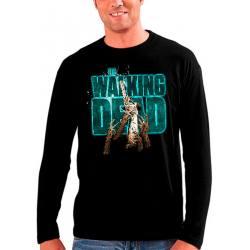 Camiseta Manga Larga Walking Dead Manos