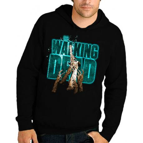 Sudadera Walking Dead Manos
