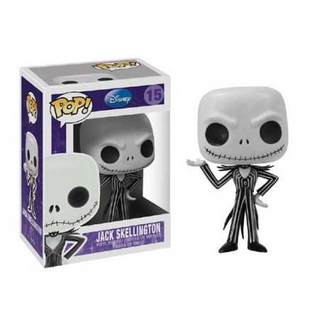 Figura Funko Pop Disney Jack Skellington