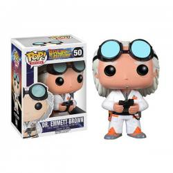 Regreso al Futuro - Figura Funko Pop Dr. Emmett Brown