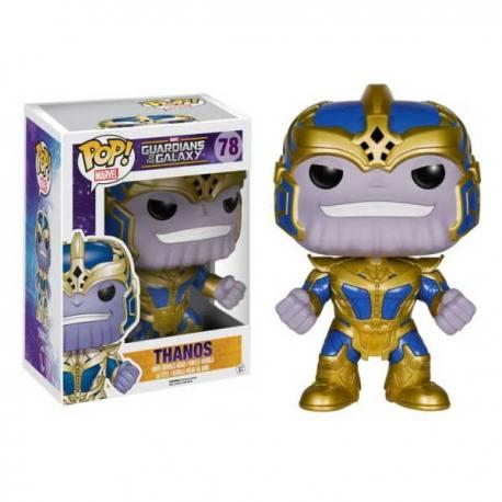 Figura Funko Pop Guardianes de la Galaxia Thanos