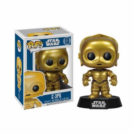 Figura Funko Pop Star Wars C-3PO