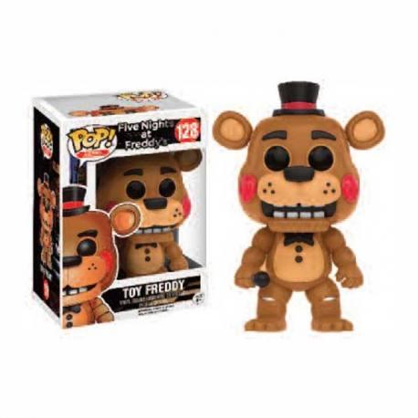 Figura Funko Pop Five Nights at Freddy's Toy Freddy