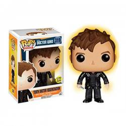 Funko Pop Doctor Who 10Th Doctor Regeneration - Brilla En La Oscuridad