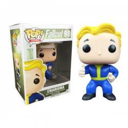 Figura Funko Pop Fallout Vault Boy Charisma