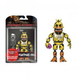 Figura Articulada Five Nights at Freddy's Nightmare Chica - Funko