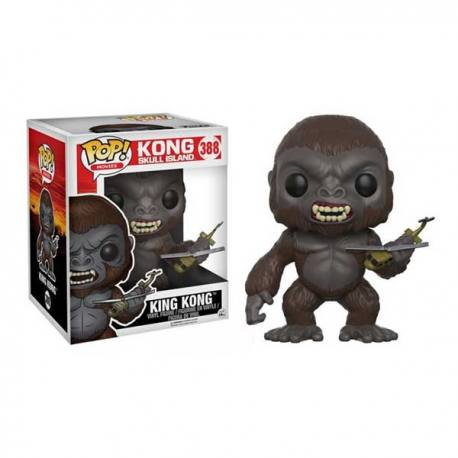 Figura Funko Pop King Kong - Kong Skull Island