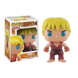 Figura Funko Pop Street Fighter Ken